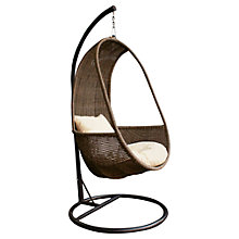Buy John Lewis Reims Hanging Pod Chair Online at johnlewis.com