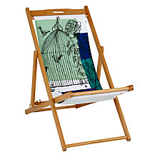 Buy John Lewis 150 Years Bird Cage Deck Chair Sling Online at johnlewis.com