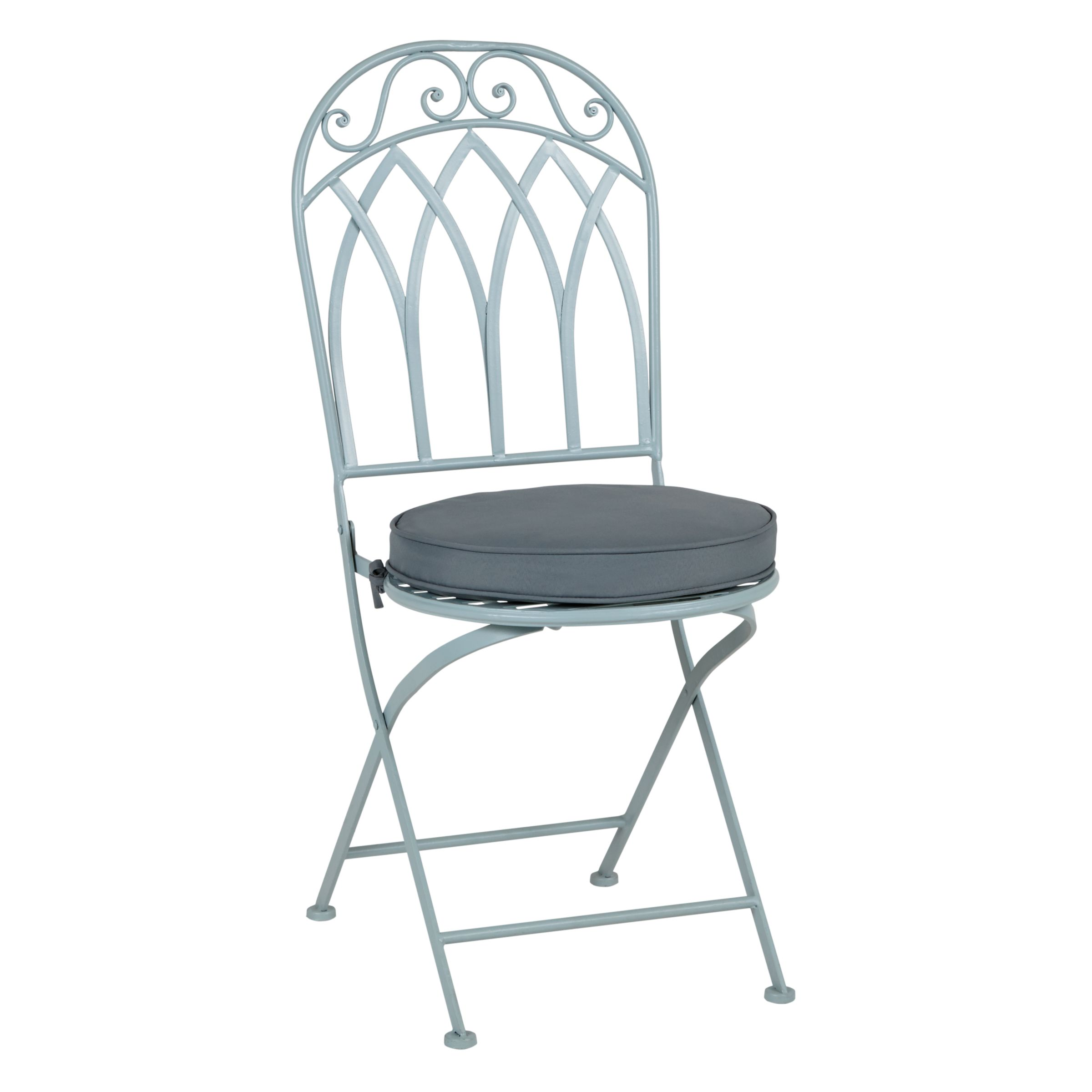 John Lewis Vichy Pair of Folding Chairs