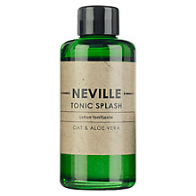 Buy Neville Tonic Splash, 100ml Online at johnlewis.com
