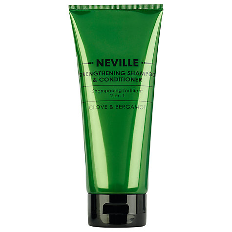 Buy Cowshed Neville Strengthening Shampoo & Conditioner, 200ml Online at johnlewis.com