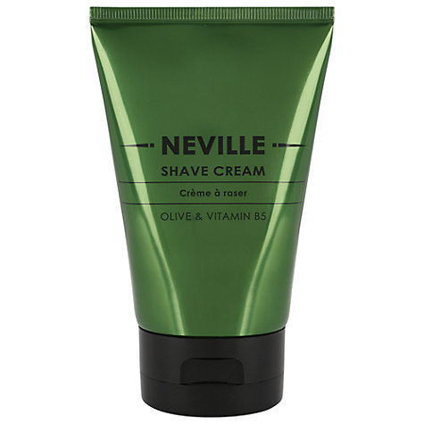 Buy Neville Shave Cream, 100ml Online at johnlewis.com