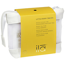 Buy Ila Spa Little Body Treats Kit Online at johnlewis.com