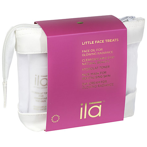 Buy Ila Spa Little Face Treats Kit Online at johnlewis.com