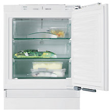 Buy Miele F9122UI-1 Integrated Freezer, A+ Energy Rating, 60cm Wide Online at johnlewis.com
