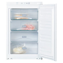 Buy Miele F9212I Integrated Freezer, A+ Energy Rating, 56-56.8cm Wide Online at johnlewis.com