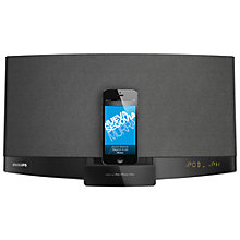 Buy Philips DCB2270 DualDock DAB/FM/CD Dock with Apple Lightning & 30 Pin Online at johnlewis.com