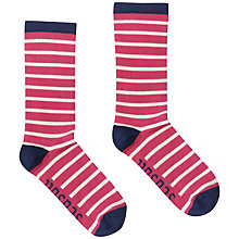 Buy Seasalt Sailor Breton Stripe Bamboo Mix Ankle Socks Online at johnlewis.com