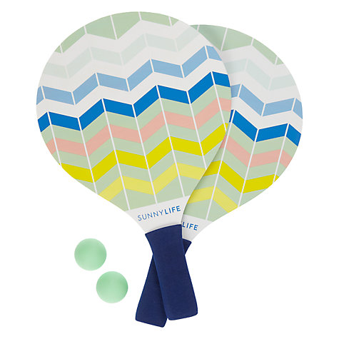 Buy Sunnylife Beach Bat and Ball Set, Lluka Online at johnlewis.com
