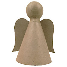 Buy Decopatch Christmas Model, Cone Angel Online at johnlewis.com