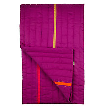 Buy Scion Blocks Quilted Throw Online at johnlewis.com