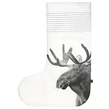 Buy By Nord Moose Oversized Stocking Online at johnlewis.com