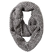 Buy East Humbug Snood, Black Online at johnlewis.com