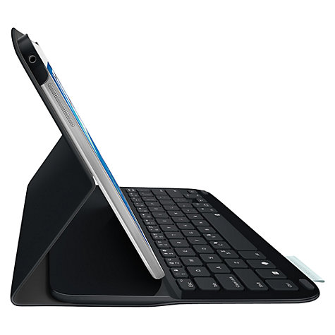 "Buy Logitech Ultrathin Keyboard Folio Case for Samsung Galaxy Tab 3 10.1"" Online at johnlewis.com"