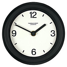 Buy Thomas Kent Hepworth Clock, Dia.15cm Online at johnlewis.com
