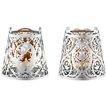 Buy Georg Jensen Tealight Lantern Online at johnlewis.com