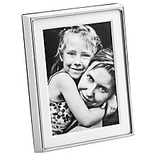 "Buy Georg Jensen Deco Picture Frame, 5 x 7"" (13 x 18cm) Online at johnlewis.com"