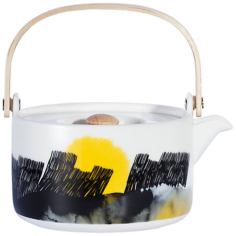 Buy Marimekko Weather Diary Teapot Online at johnlewis.com