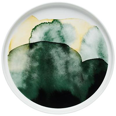 Marimekko Weather Diary Plate, Dia.20cm