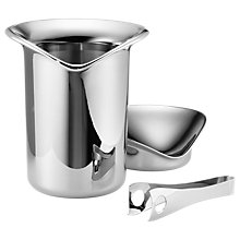 Buy Georg Jensen Wine & Bar Ice Bucket Online at johnlewis.com