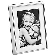 "Buy Georg Jensen Deco Picture Frame, 4 x 6"" (10 x 15cm) Online at johnlewis.com"