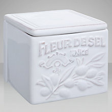 Buy Brissi Provence Salt Box Online at johnlewis.com