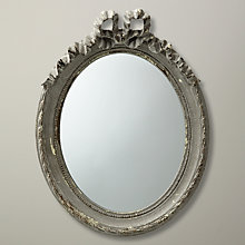 Buy Brissi Marianne Mirror, Grey Online at johnlewis.com