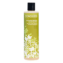 Buy Cowshed Grumpy Cow Volumising Shampoo, 300ml Online at johnlewis.com