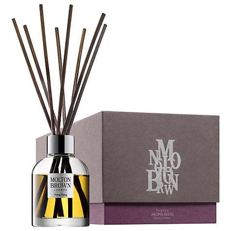Buy Molton Brown Ylang-Ylang Aroma Reeds Diffuser, 150ml Online at johnlewis.com