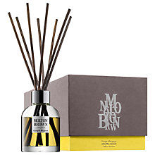 Buy Molton Brown Orange & Bergamot Aroma Reeds Diffuser, 150ml Online at johnlewis.com
