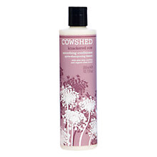 Buy Cowshed Knackered Cow Smoothing Conditioner, 300ml Online at johnlewis.com