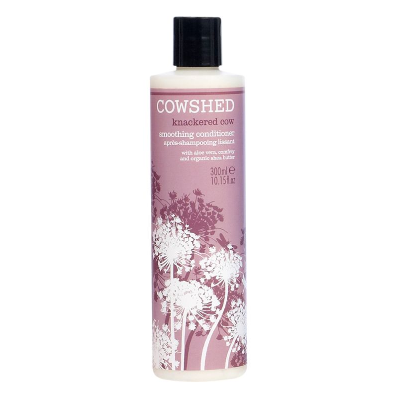 Cowshed Cowshed Knackered Cow Smoothing Conditioner, 300ml