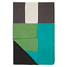 Buy House by John Lewis Geometric Square Throw Online at johnlewis.com