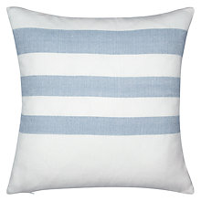 Buy John Lewis Coastal Stripe Cushion Online at johnlewis.com