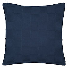Buy John Lewis Croft Collection Lattice Weave Cushion Online at johnlewis.com