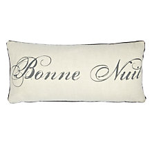 Buy John Lewis Maison Bonne Nuit Cushion Online at johnlewis.com