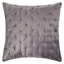Buy John Lewis Velvet Stitch Cushion Cover Online at johnlewis.com
