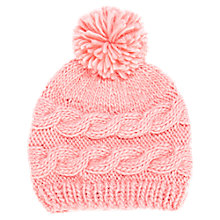 Buy Warehouse Slouchy Knitted Beanie Hat Online at johnlewis.com