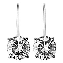 Buy Dryberg/Kern Lindy Cubic Zirconia Crystal Stud Earrings Online at johnlewis.com