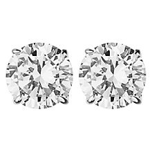 Buy Dyrberg/Kern Nene Cubic Zirconia Crystal Stud Earrings Online at johnlewis.com