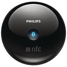 Buy Philips AEA2500/05 NFC Bluetooth Hi-Fi Adapter Online at johnlewis.com