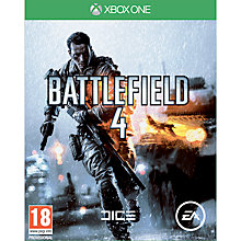 Buy Microsoft Xbox One Console, Battlefield 4, FIFA 14 & Need for Speed: Rivals Online at johnlewis.com