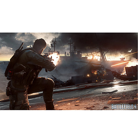 Buy Battlefield 4, Xbox One Online at johnlewis.com