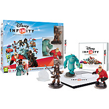Buy Disney Infinity Starter Pack, 3DS Online at johnlewis.com