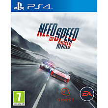 Buy Need for Speed: Rivals, PS4 Online at johnlewis.com