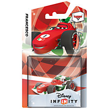 Buy Disney Infinity Francesco Figure, PS3/Xbox 360/Wii/Wii U/3DS Online at johnlewis.com