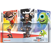Buy Disney Infinity Sidekicks Triple Pack, PS3/Xbox 360/Wii/Wii U/3DS Online at johnlewis.com