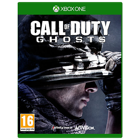 Buy Call Of Duty: Ghosts, Xbox One Online at johnlewis.com