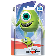 Buy Disney Infinity Mike Figure, PS3/Xbox 360/Wii/Wii U/3DS Online at johnlewis.com