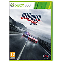 Buy Need for Speed: Rivals, Xbox 360 Online at johnlewis.com
